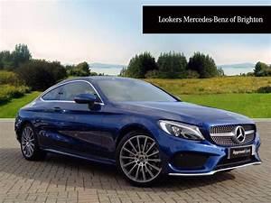 Mercedes Classe C Amg 2017 : mercedes benz c class c 220 d amg line blue 2017 09 01 in portslade east sussex gumtree ~ Maxctalentgroup.com Avis de Voitures
