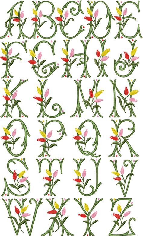 tulip kisses font