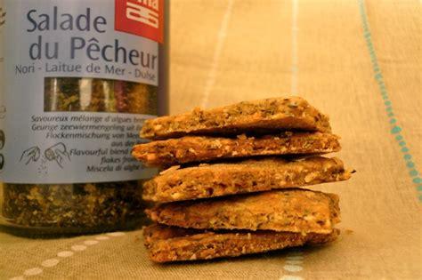 comment cuisiner du choux chinois crackers aux algues pour 4 personnes recettes à table