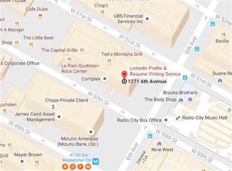 professional resume linkedin profile writing service new york city
