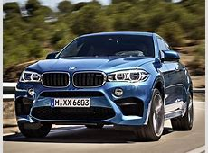 2015 BMW X5M and X6M SUVs Received a Few Updates