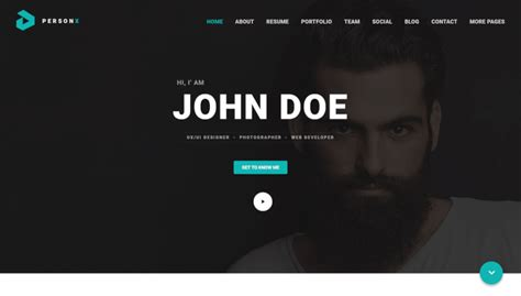 graphic design website 42 best themes for graphic designers 2018