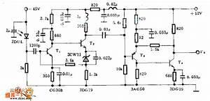 gt circuits gt solid laser range finder receive circuit With sonic range finder schematic