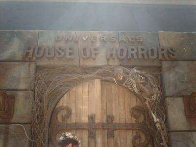 californie los angeles universal studio la maison de l horreur m a 235 l l e e