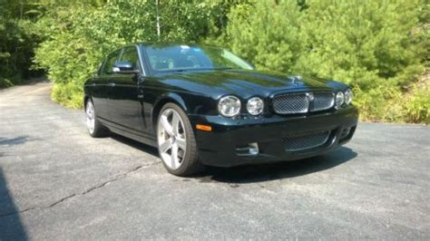 how do i learn about cars 2008 jaguar s type security system buy used rare 2008 jaguar xjr supercharged black beauty in andover massachusetts united
