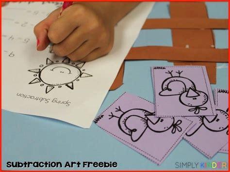 subtraction  kindergarten  images kinder math