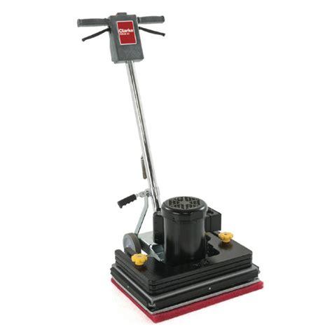 Clarke Floor Scrubber Pads by Fm40 Standard Orbital Floor Machine Unoclean