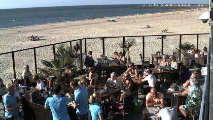 Brouwersdam Cam by Scharendijke Brouwersdam Beachclub Perry S Holandia