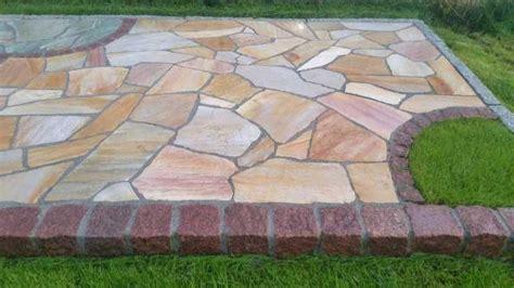 polygonalplatten verlegen kiesbett verlegen polygonalplatten otto landschaftsbau dienstleistungen in niesky und umgebung