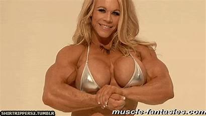 Muscle Woman Bodybuilders Eller Dagens Quiz Freaky