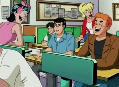 hi駻archie cuisine archies mysteries something is haunting riverdale high gif by archie find on giphy