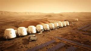 One-Way Mars Trip: Aspiring Martian Colonists Land In ...