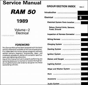 1988 Dodge Ram Wiring Diagram