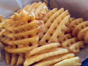 Waffle Fries - Burgerville - Yelp