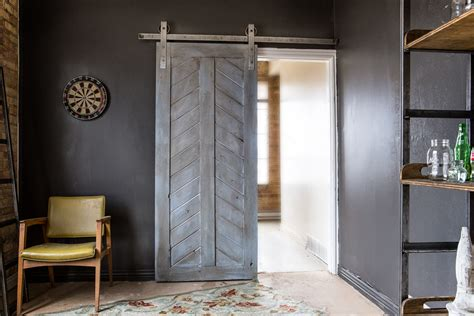 Sliding Barn Doors With A Fresh Perspective
