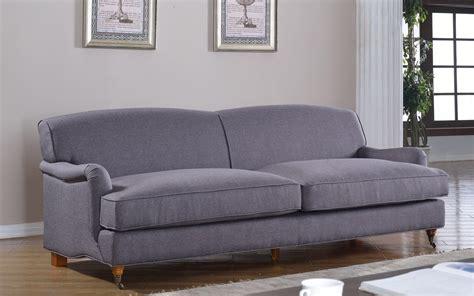 Divano Roma Furniture Linen Fabric Sofa