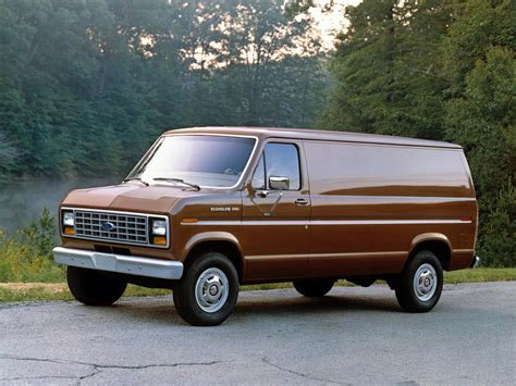 ford econoline workshop  owners manual