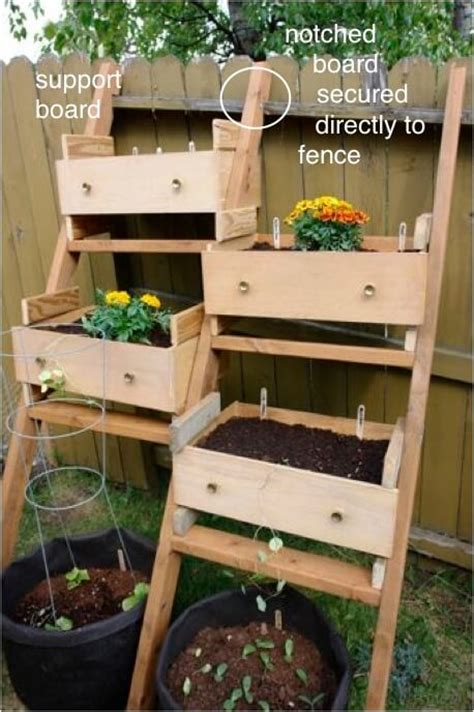Veg Drawers by Repurpose Dresser Drawers Into A Veggie Garden Part 1