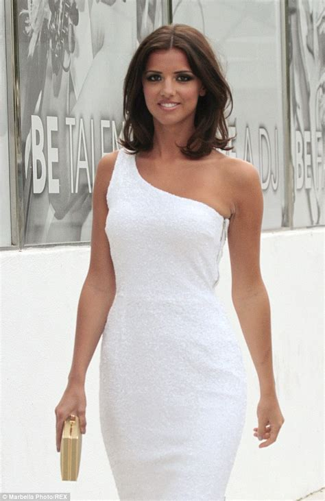 Lucy Mecklenburgh goes back to her Essex roots by