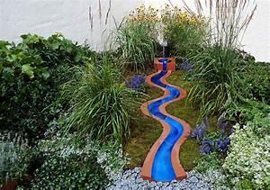 Wasserlauf Im Garten : wasserlauf im garten wasserlauf im garten bachlauf galabau m hler wasserlauf garten ~ Orissabook.com Haus und Dekorationen