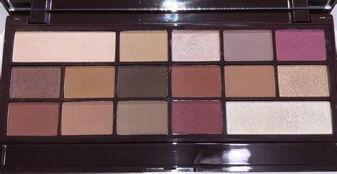 makeup revolution chocolate elixir palette makeup snitch