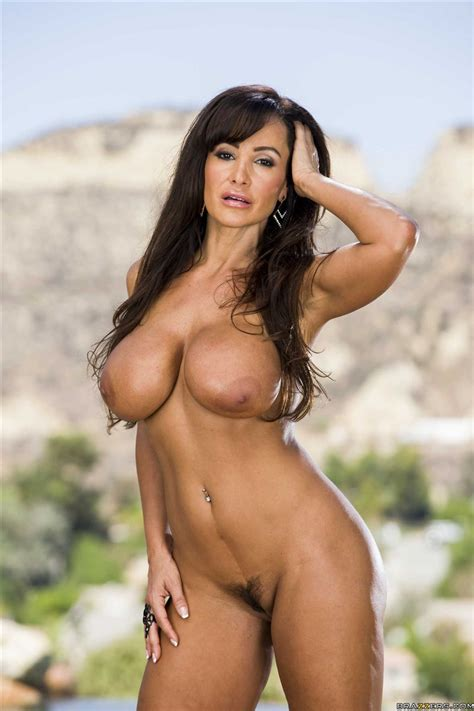 Lisa Ann Gets Oiled Up And Ass Hammered In Stockings