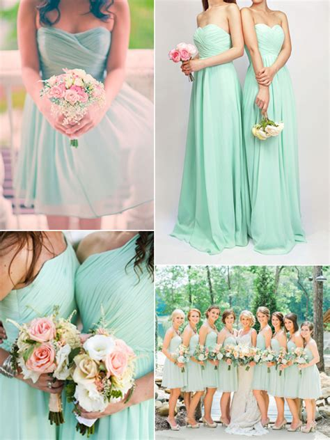 bridesmaid dresses colors tulle chantilly wedding blog