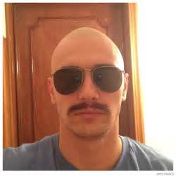 The Fashionisto In Other News, James Franco is Now Bald