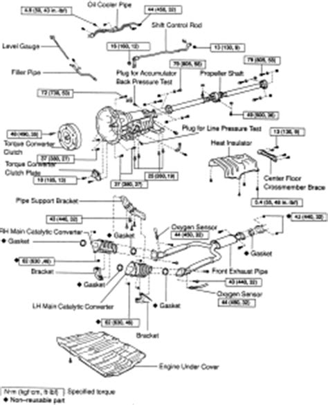 repair guides automatic transmission transmission removal installation autozone com
