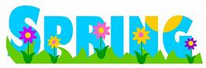 Spring clip art for teachers free clipart images ...