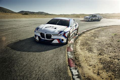 Bmw 30 Csl Hommage R Concept Place La Version De