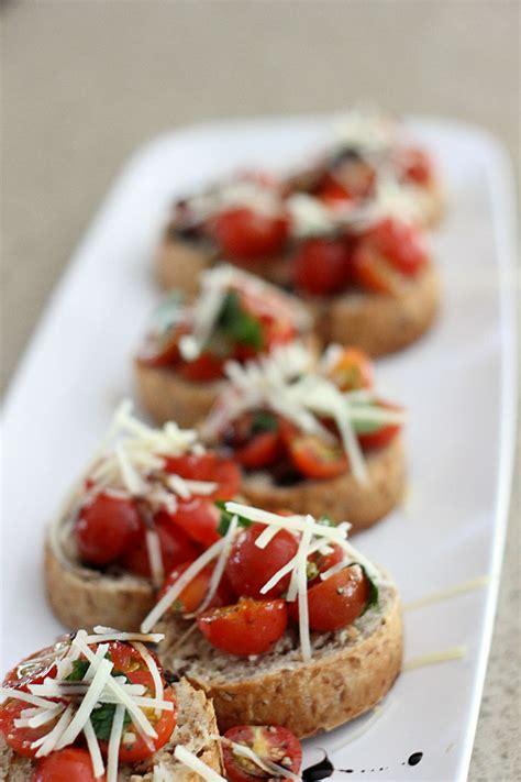 Simple Bruschetta Recipe With Secret Ingredient - Truly ...