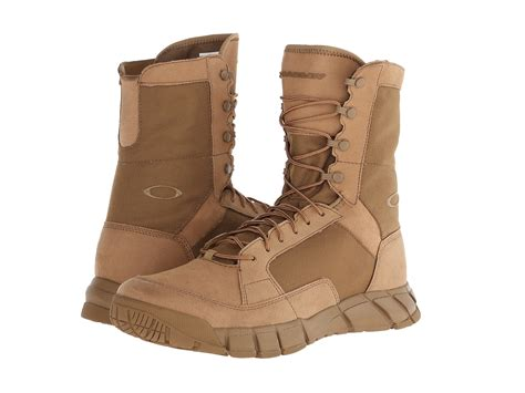 oakley light assault boot 2 oakley light assault boot in brown for men lyst