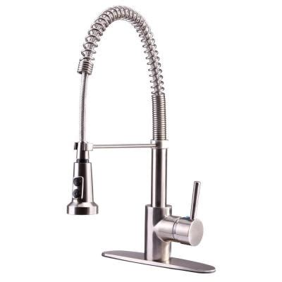 european kitchen faucets ultra faucets euro collection single handle pull down