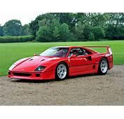 Ferrari F40  My Car