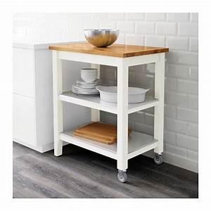 Ikea Stenstorp Wandregal : stenstorp kitchen trolley white oak 79x51x90 cm ikea ~ Orissabook.com Haus und Dekorationen