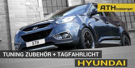 auto tuning teile hyundai tuning tagfahrlicht zubeh 246 r teile mit t 220 v