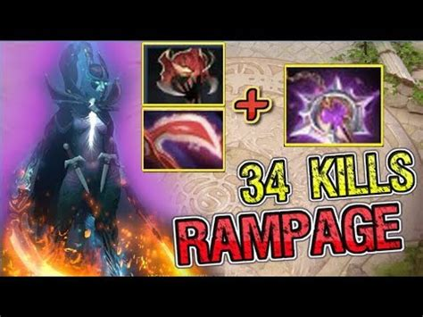 new cancer build phantom assassin 7 07 nullifier carry dota 2 pro gameplay youtube