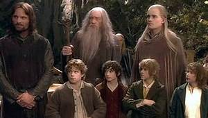 The Fellowship Is Back Lord Of The Rings Cast Reunite
