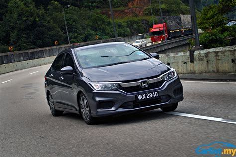 Review Honda City by Review 2017 Honda City Hybrid Sporting Intentions