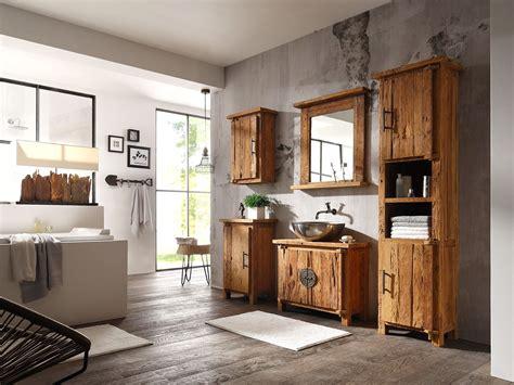 Badmöbel Holz Günstig Landhaus Holz Höflich Auf Wohnzimmer