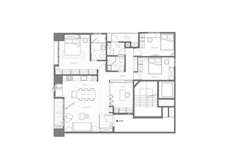 decorative small plot house plans gallery of the family playground hao design 29