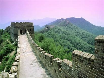 China Wall Beijing Wallpapers Chinese Background Walls