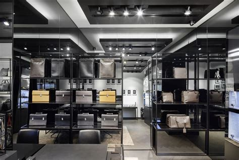 Target Group-adequate Lighting At Porsche Design Store In
