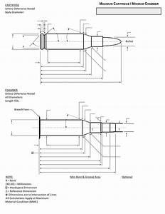 Maximum Cartridge    Minimum Chamber Saami