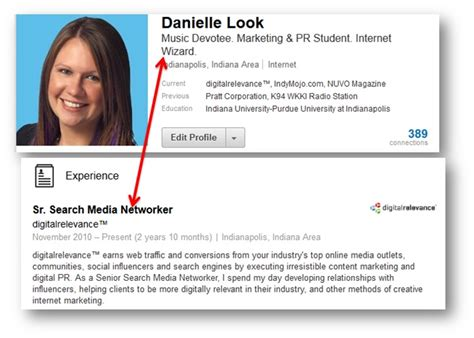 spruce up your linkedin profile in 5 easy steps relevance