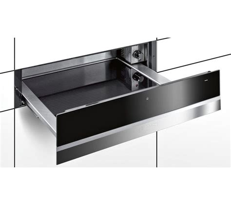 proving drawer buy bosch bic630nb1b warming drawer black free delivery currys