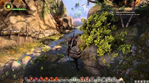 map   farmland cave location dragon age inquisition