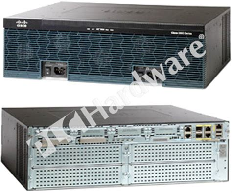 Plc Hardware Cisco3925hsec+k9 Router With Vpn Ism