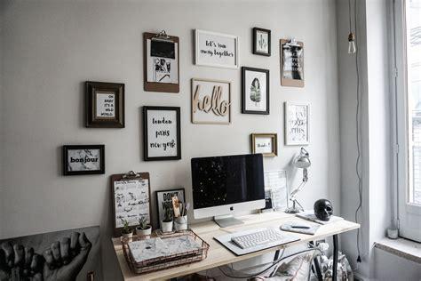 tableau de bureau décoration bureau tableau